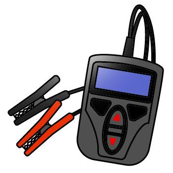 Peralatan Pemeriksaan Baterai