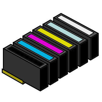 Tinta Cartridge (Kompatibel Epson)
