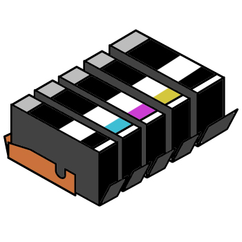 Tinta Cartridge (Kompatibel Canon)