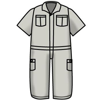 Baju Kerja Jumpsuit