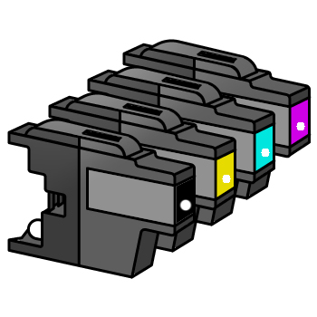 Tinta Cartridge (Kompatibel Brother)